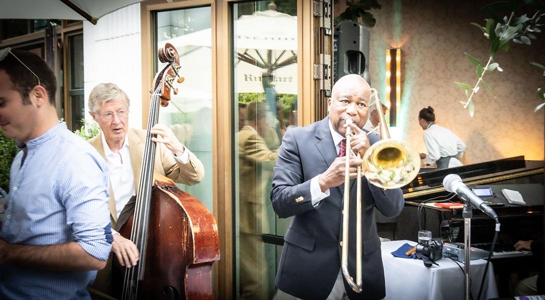 Butch Kellem & Band, DESIGNREISEN, Rocco forte the charles hotel münchen