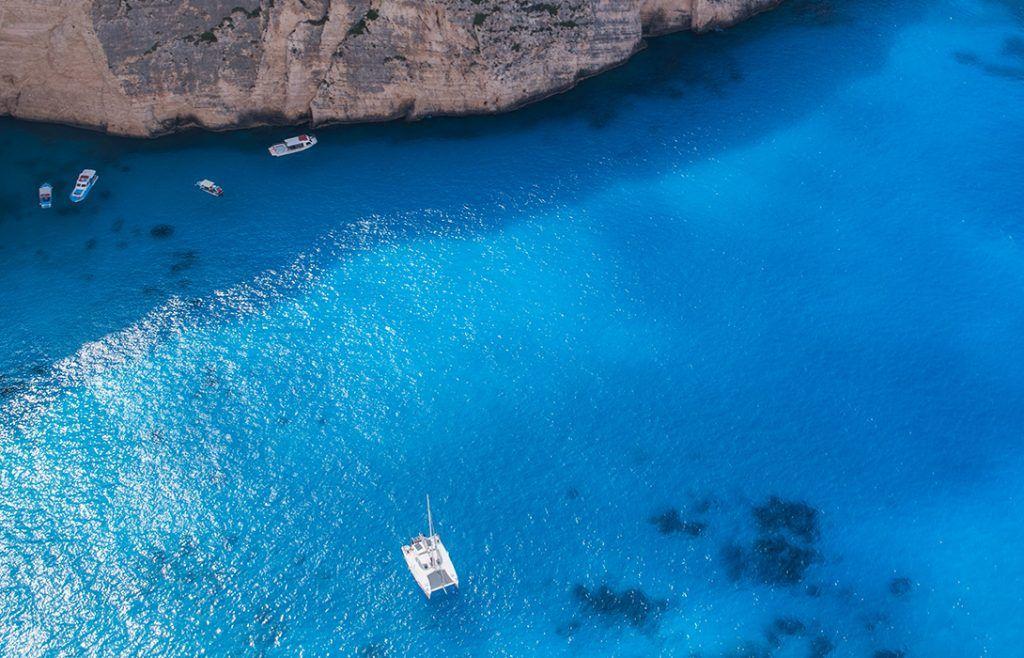 Private Yachting und Yacht Charter auf Mykonos